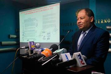 El Gobierno presentará la reforma estructural en la Policía Boliviana