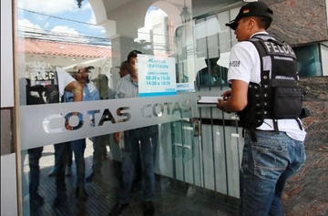 Fiscalía amplía indagación al presidente de Cotas
