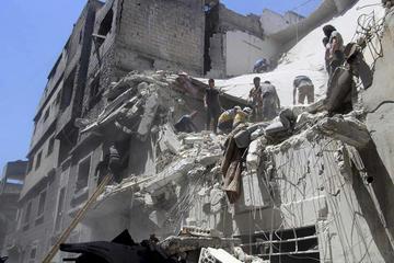Bombardeos del Ejército sirio dejan 17 civiles muertos en Idlib