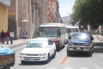 Iniciarán controles de la roseta ambiental en la ciudad de Potosí