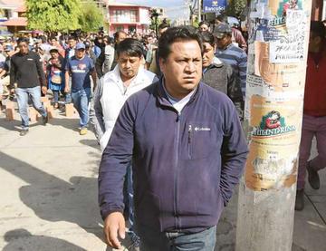 Concejal denuncia al alcalde de Tiquipaya por corrupción