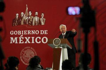 López Obrador inicia primer proceso contra el Ejecutivo anterior