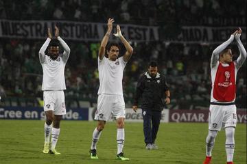 Fluminense avanzó de fase pese a caer con Nacional