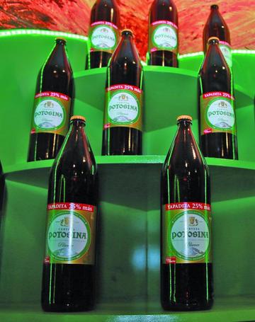 La cerveza Potosina se ganó la preferencia de los tarijeños