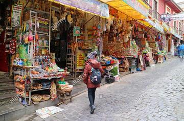 El Mercado de Brujas es declarado Patrimonio Inmaterial de La Paz