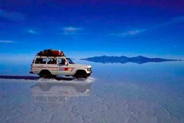 CNN lanza el Salar de Uyuni como gran destino turístico