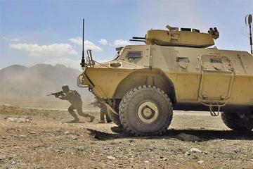 Contraataque a los talibanes en Afganistán deja 62 muertos