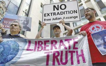 Empeora la salud del líder de WikiLeaks Julian Assange