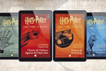 Lanzarán libros de Harry Potter