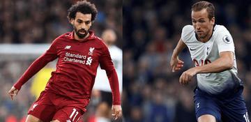 Tottenham y Liverpool luchan por el título