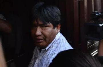 Sentencian a exdiputado del MAS a 20 años de cárcel por violación
