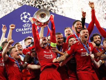 Liverpool conquista la Liga de Campeones