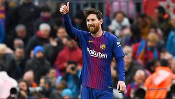 Messi es elegido goleador de la Champions
