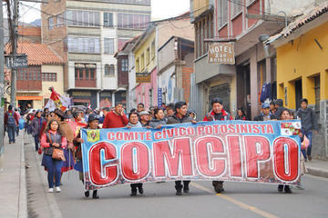Comcipo convoca a una marcha  en defensa del litio y del Silala