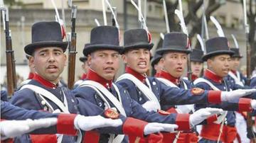 La banda de los Patricios ganó un festival mundial