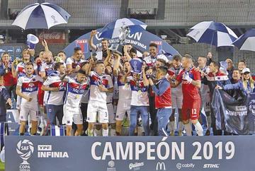 Tigre se coronó campeón de la Superliga argentina