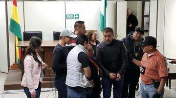 Niegan pedido de libertad para el excapitán Fernando Moreira