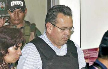 Hermano del excoronel Medina asume como su abogado defensor