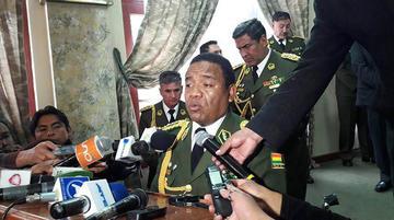 Fiscalía cierra proceso y libera de culpa al general Abel de la Barra