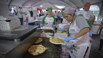 Buenos Aires verá las mejores pizzas