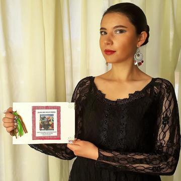 Escritora potosina debuta en una editorial cartonera