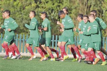 Bolivia se instala en Brasil para la Copa América