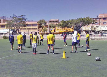 San Lorenzo y Wilstermann Cooperativas se preparan para jugar la final de la AFP