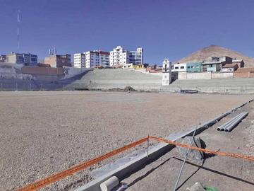 """La Simón Bolívar podría jugarse en el estadio """"Potosí"""""""