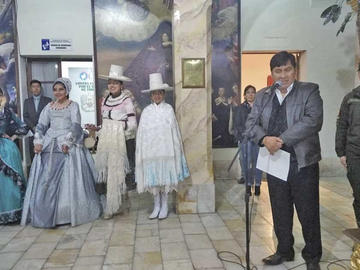 Gobernación asignará ítem al director de ballet oficial