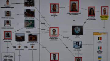 Hallan 679,5 kilos de droga que implican a jefe de Montenegro