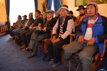 Aprueban proyecto de ley para crear un nuevo municipio en Potosí