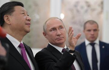 Rusia y China se unen en contra de la guerra comercial de EE.UU.
