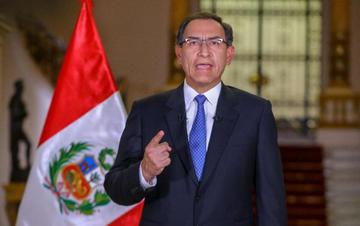 Congreso da confianza a Gobierno peruano y buscan que apoye reforma