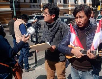 Presentan objeción  al proyecto de ley sobre el charango