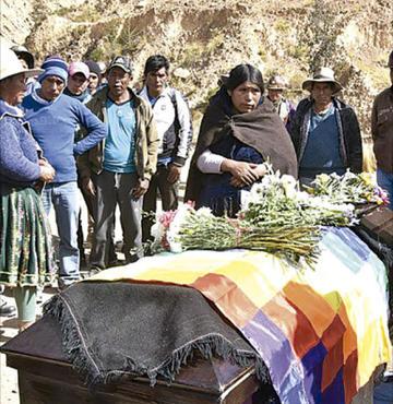 Cierran el caso del asesinato de mineros en 2016 sin culpables