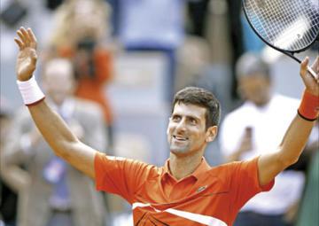 Djokovic regresa a las semifinales