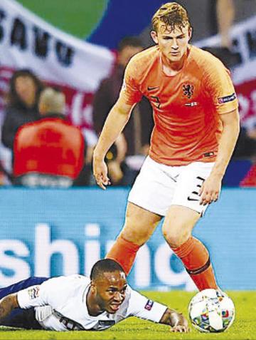 Holanda gana y jugará la final contra Portugal
