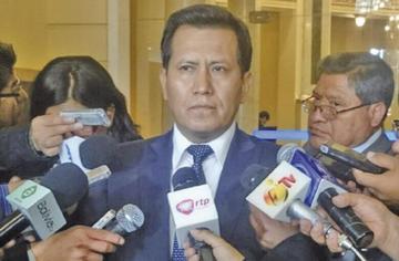 Diputado del MAS plantea renuncia de funcionarios a sola imputación