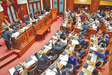 Diputados aprueban la creación del municipio San Pedro de Macha