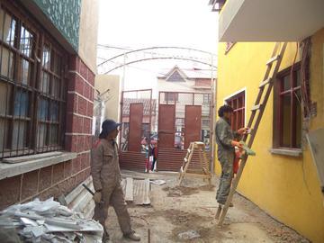 Repararán escuelas en la vacación de invierno en el municipio potosino