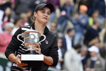Barty se corona campeona del Roland Garros