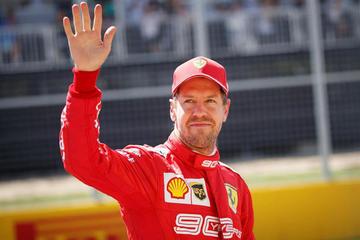 Vettel saldrá desde el primer lugar en el Gran Premio de Canadá