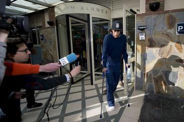 Neymar estará de baja cuatro semanas