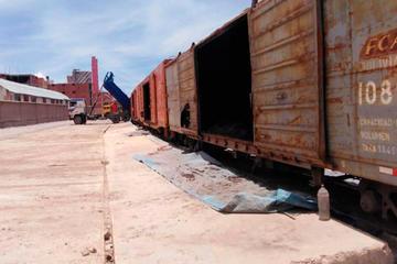 Llega semana clave para anular carguío de mineral en la estación