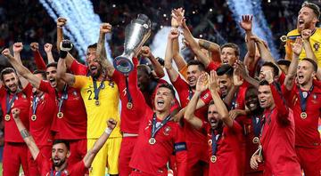 Portugal logra el título de  la Liga de Naciones