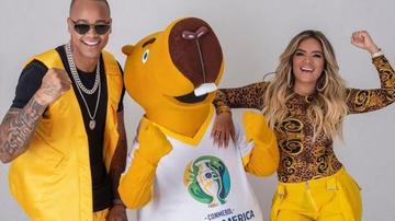 """La Conmebol lanza la canción """"Vibra continente"""" de Karol G para la Copa América"""