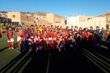 San Lorenzo se coronó campeón del torneo de la AFP