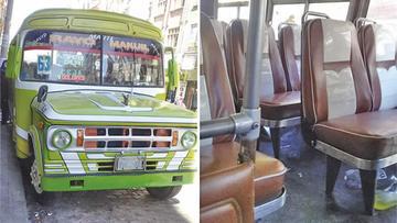 Arrestan a 106 personas en un operativo contra buses cheleros en El Alto