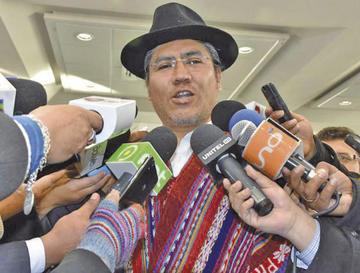 Bolivia pedirá derecho a réplica si Chile entrega más alegatos del Silala