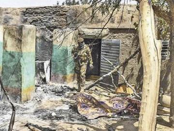 Gobierno confirma la muerte de 95 personas en poblado de Mali